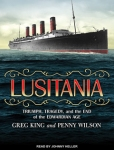 Lusitania Audiobook Cover
