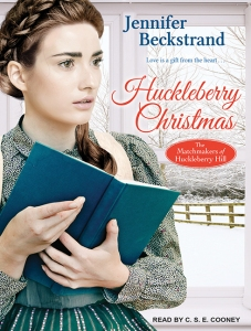 Huckleberry Christmas Cover