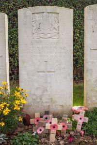 Owen's Grave